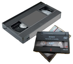 Convert-Video-Tapes-to-DVD