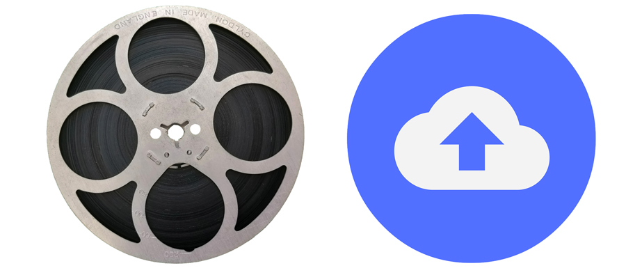 cine-film-reel-next-to-cloud-upload
